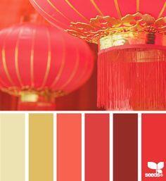 #Farbbberatung #Stilberatung #Farbenreich mit www.farben-reich.com linterna rojos