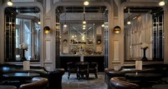 Connaught Bar - going here in a couple of months for drinks and enjoy surroundings.