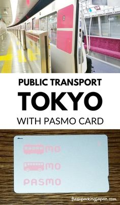 Tokyo Japan travel tips. PASMO card in Tokyo, Kyoto, Osaka. similar to suica card and icoca card. Bus, train, subway, public transportation in Tokyo. use pass for best places to visit in tokyo and to get to best things to do in tokyo. #flashpackingjapan