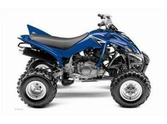 2011 Yamaha Raptor 350  Work/Utility Atvs