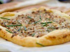 Découvrez la recette Tarte à la sardine sur cuisineactuelle.fr.