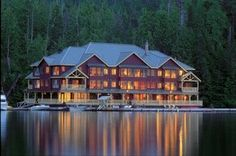 the king pacific lodge in british columbia