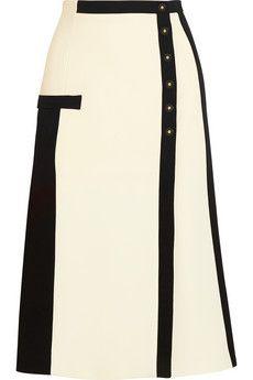Balenciaga Crepe skirt | NET-A-PORTER