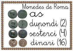 Teaching Latin, Rome, Coins, Presentation, Writing, How To Plan, History, Classroom Ideas, Fun Stuff