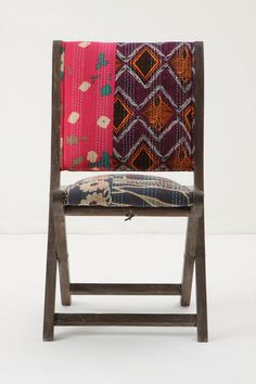 Upholstered Wooden Folding Chairs elephant terai folding chair | screens, tiny living and folding chairs