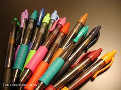These are the best pens out there.