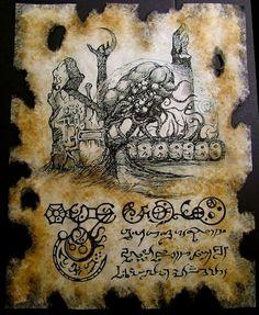 Necronomicon magik