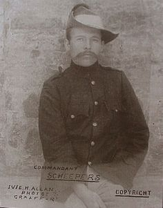 Anglo-Boer war - Commandant Gideon Scheepers surrendered 10 October he was executed 18 January He was born in the district of Middelburg, Mpumalanga. Native American Men, Armed Conflict, Family Crest, My Childhood Memories, Guerrilla, African History, Cute Images, Union Jack, Special Forces