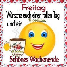 Pin Von Birgit Crews Auf Guten Morgen Guten Tag Friday