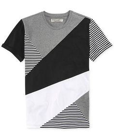 Chor Cut & Sew Mixed-Print T-Shirt- that should be mine!