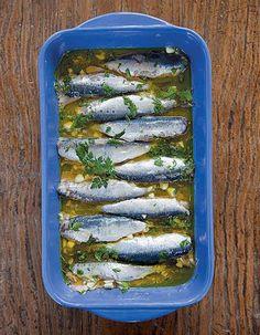 Marinées - 10 recettes faciles de sardines inspirantes - Elle à Table