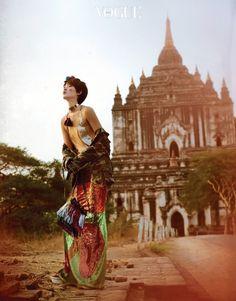 MYANMAR / Vogue Korea 2016