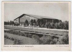 "KÖNIGSBERG,Ostpr. - ""Festhalle der Gauleitung KdF"""