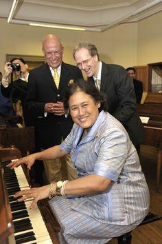 Princess Sirindhorn | 30th June 2010: Her Royal Highness Princess Sirindhorn of Thailand ...