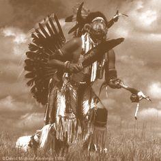 Buffalo Dancer Lakota Nation