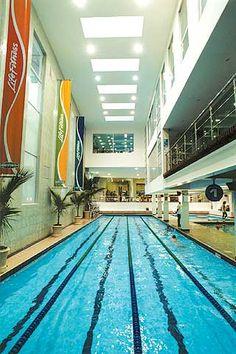 Espaço piscina