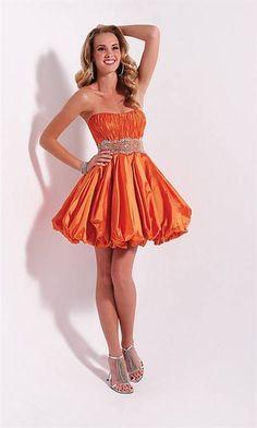Nice Orange cocktail dress review Check more at http://newclotheshop.com/dresses-review/orange-cocktail-dress-review/