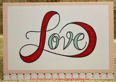Countless Sayings Sweet Sayings Love- Dena Lenneman, Stampin' Up! Demonstrator