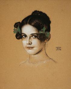 Franz Von Stuck ~ Symbolist/Expressionist painter