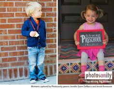 Photosanity parents back to school winners