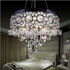 Cheap fixtures equipment, Buy Quality fixture manufacturers directly from China fixture shop Suppliers:  Modern Led Ceiling Chandelier Lustre Crystal Pendant Lamp Living Room Decoration Lighting Fixture Free shippingPL358 Mo