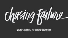 I finished the Chasing Failure Bible reading plan from @YouVersion! Check it out here: