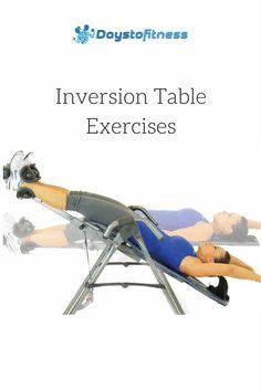 18 best inversion table youtube images inversion table inversion rh pinterest com