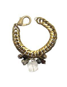 I found this on www.fredrickprince.com  Cluster Bracelet Fredrick Prince