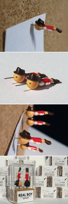 To do... with polymer clay...love this idea, good starting point for designing my own