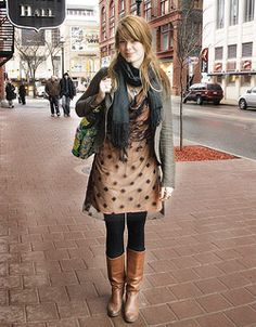 Grey cardigan leggings  Lovely Apparel  Pinterest  Fall ...