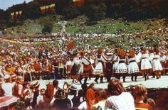 """Oas County - """"Sambra oilor"""" festival Romania People, Carpathian Mountains, One Image, Our Country, Folk Costume, Kite, Old Pictures, Book Series, Dolores Park"""