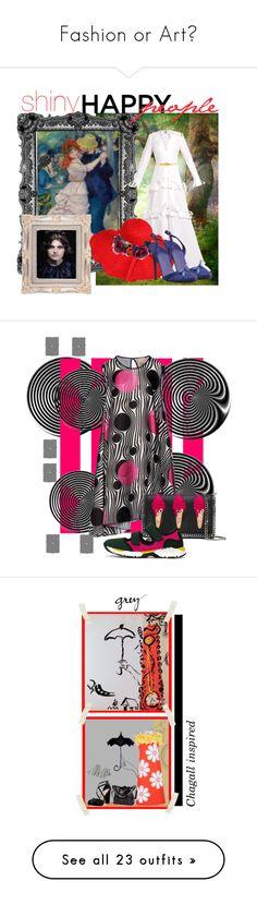 """Fashion or Art?"" by sjk921 ❤ liked on Polyvore featuring Menu, Rosie Assoulin, Rock 'N Rose, Alexander McQueen, Nina Ricci, Jijil, STELLA McCARTNEY, Marni, Casetify and art"