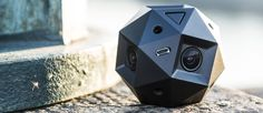 The VR 360 video camera 4K, 60FPS and amazing.