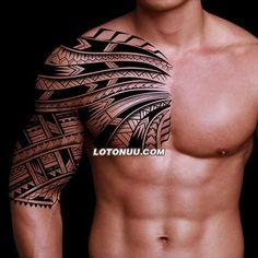 unique Tattoo Trends - samoan tattoo - New Tattoo Trend Polynesian Tattoo Designs, Maori Tattoo Designs, Tattoo Designs For Women, Model Tattoos, Body Art Tattoos, Tattoo Ink, Hand Tattoos, Tatoos, Armor Tattoo