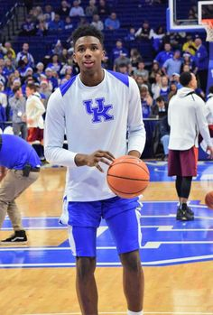 96c8f1376b07 Kentucky redshirt freshman Hamidou Diallo (pictured) was named the