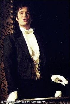 Ramin as Raoul!!!!!