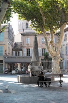 Provence, St Rémy...