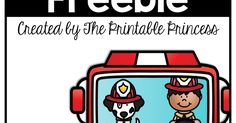 Fire Safety freebie The Printable Princess.pdf