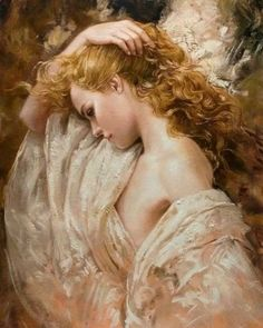 Bruno Di Maio The Golden Shadow. M. this is the artist I was raving about.