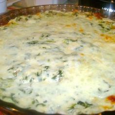 Artichoke Spinach Dip (Applebees Copycat!) Recipe | Key Ingredient
