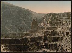 bethesda slate quarry