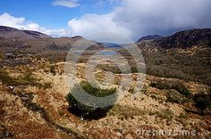 Photo about Gap of Dunloe on a nice spring day. Image of mountains, ireland, killarney - 53315402 Spring Day, Grand Canyon, Ireland, Gap, Stock Photos, Mountains, Landscape, Nice, Nature