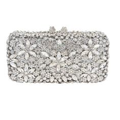 Crystal Rhinestone Evening Bag Clutch Purse  39 Sparkly Clutches da57b827f227