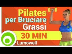 Cardio fat burning pilates workout to tone and define your body at home. Pilates class with dumbbells to lose weight and get in shape fast. Pilates Workout Youtube, Pilates Video, Jump Workout, Toning Workouts, Arm Toning, Weight Exercises, Dumbbell Workout, Stretching Exercises, Pilates Training