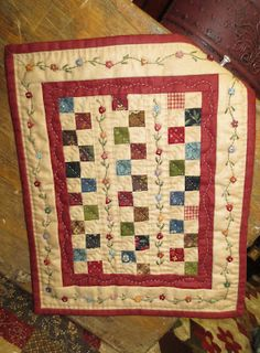 Timeless Traditions Pattern by Red Button Quilt Company | Quilts ... : red button quilt co - Adamdwight.com