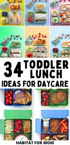 Easy Toddler Lunches, Healthy Toddler Meals, Toddler Fun, Healthy Kids, Healthy Meals, Healthy Eating, Easy Family Meals, Kids Meals, Toddler Muffins
