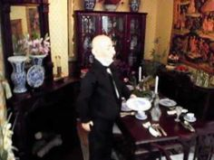 ▶ Victorian Dollhouse - YouTube