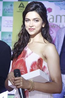 Deepika Padukone Launches Fiama Di Wills Signature Collection of Couture Spa Range.
