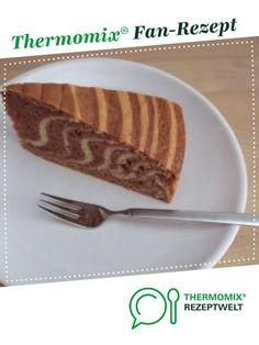 Zebrakuchen von Caro TM31. Ein Thermomix ® Rezept aus der Kategorie Backen süß auf www.rezeptwelt.de, der Thermomix ® Community.