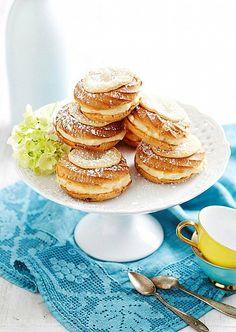 Классические французские заварные пирожные